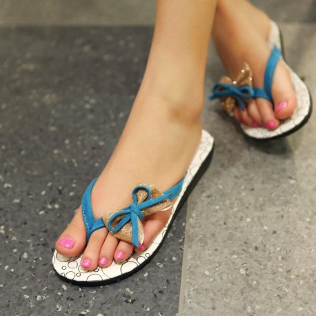 Nu-pieds d'été